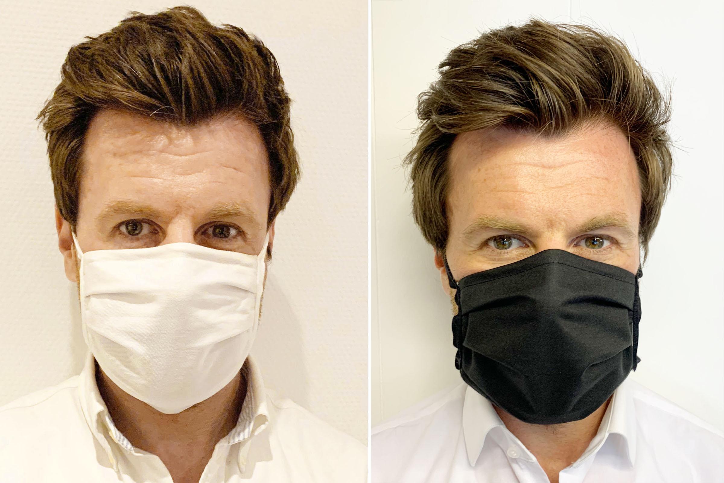 Behelfs-Mund-Nasen-Schutz (kein Medizinprodukt)